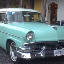 Mint condition car in Antigua