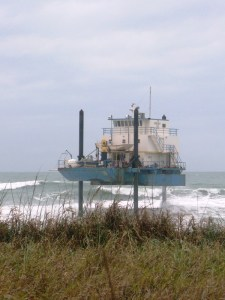 The Polly L off Melbourne Beach, FL
