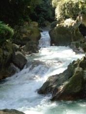 Falls at Semuc Champey