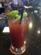 Gotta love the Bloody Mary's from international airports! Try it, you'll like it.