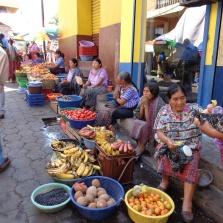 Market in Santiago, Lake Atitlán